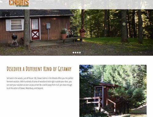 Stowe Cabins