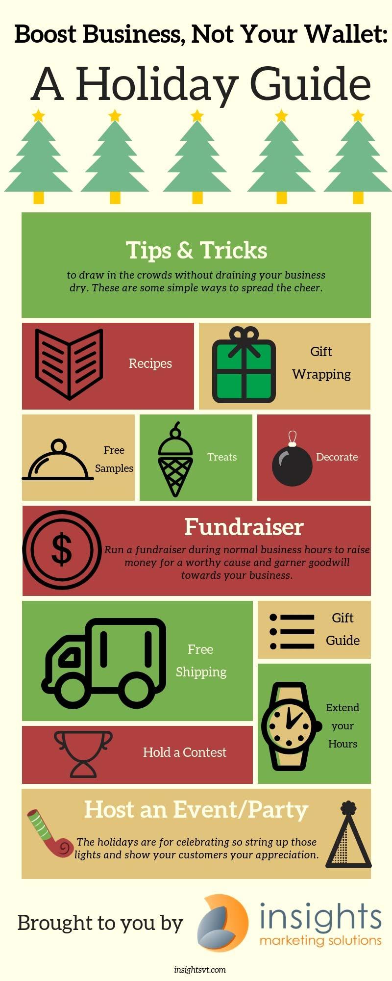 holiday promotion saving
