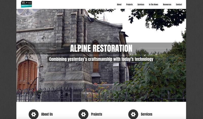 Alpine Restoration