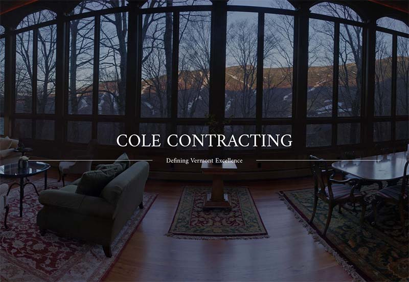 Cole Contracting