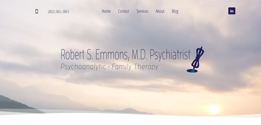 Robert S. Emmons, M.D. Psychiatrist
