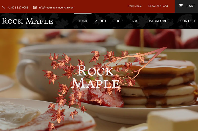 Rock Maple Mountain
