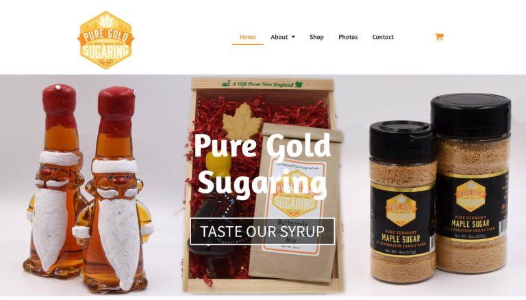 Pure Gold Sugaring